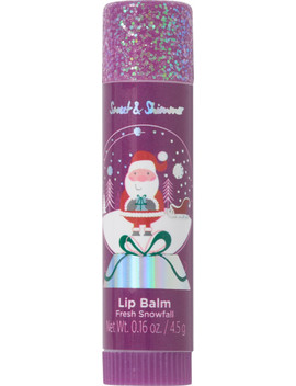 Fresh Snowfall Lip Balm by Sweet & Shimmer