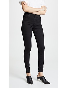 Carolina Super High Rise Jeans by J Brand