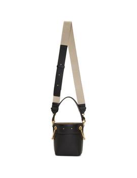 Black Mini Roy Bucket Bag by ChloÉ