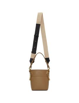 Brown Small Roy Bucket Bag by ChloÉ