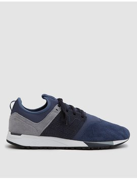 247 In Blue/Navy by New Balance
