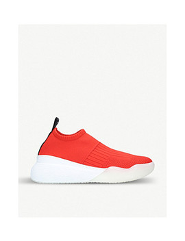 Loop Stretch Knit Sneakers by Stella Mccartney