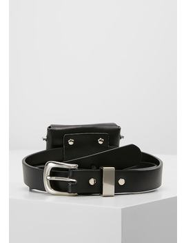 Mini Bag Detail Belt   Cintura by Missguided