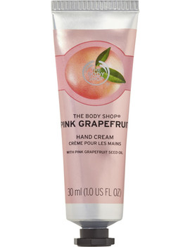 Online Only Pink Grapefruit Hand Cream by The Body Shop