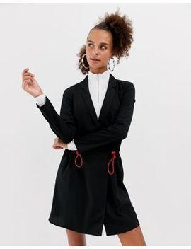 Платье блейзер мини Collusion by Asos