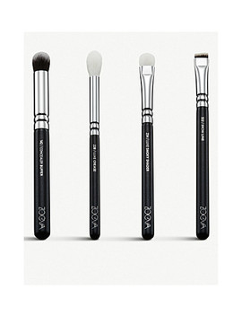 Voyager Travel Brush Set by Zoeva