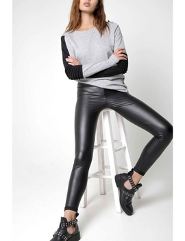 Vegan Leather Legging by Femmebot, New Jersey