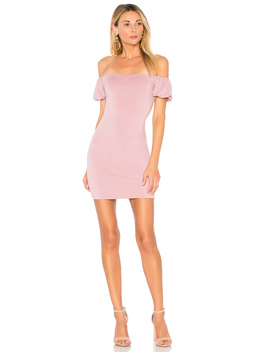 Laurel Off Shoulder Dress by By The Way.