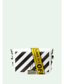 Mini Diag Binder Clip by Off White