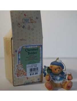 Cherished Teddies   Ornament #272175   Bear With 1997 Snowflake by Ebay Seller