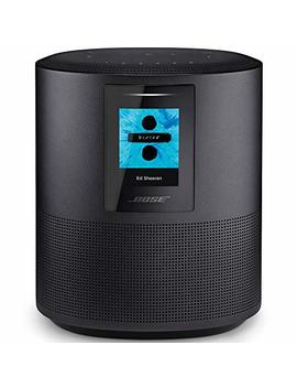 Bose Home Speaker 500 With Alexa Voice Control Built In, Black by Bose