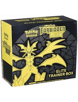 Pokemon Tcg: Sun & Moon Forbidden Light, Ultra Necrozma Gx Elite Trainer Box by Pokemon