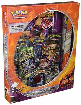 Pokemon Ultra Beasts Gx Collectible Cards by Pokemon