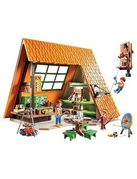 Playmobil Camping Lodge Playset by Playmobil