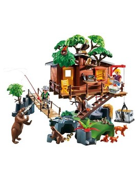 Playmobil Adventure Tree House by Playmobil
