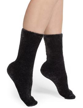 Squishy Soft Chenille Socks by Make + Model