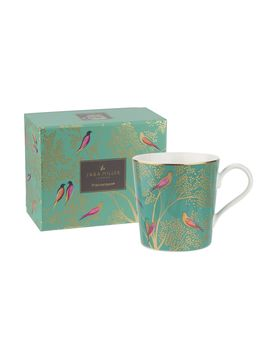Chelsea Mug, Green by Sara Miller For Portmeirion