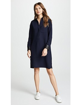 Shirtdress by Vince