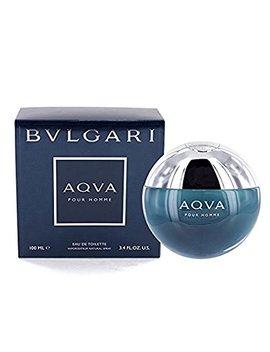 Bvlgari Aqua By Bvlgari For Men. Eau De Toilette Spray 3.4 Ounces by Bvlgari