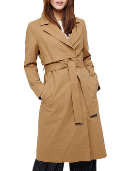 Phase Eight Tayte Belted Trench Coat, Camel by Phase Eight