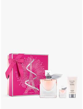 Lancôme La Vie Est Belle 50ml Eau De Parfum Fragrance Gift Set by Lancôme