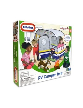 Little Tikes Camper Rv Tent by Little Tikes