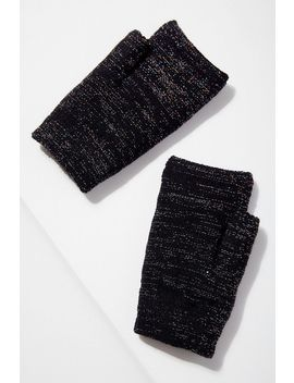 Plush Lined Fingerless Glove by Urban Outfitters