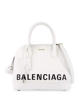 Ville Small Aj Top Handle Bag by Balenciaga