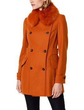 Tailored Military Coat by Karen Millen