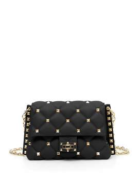 Candystud Small Leather Crossbody Bag by Valentino Garavani