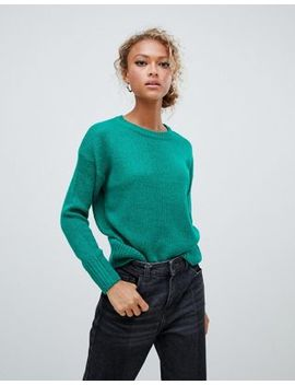 New Look Jumper In Green by New Look