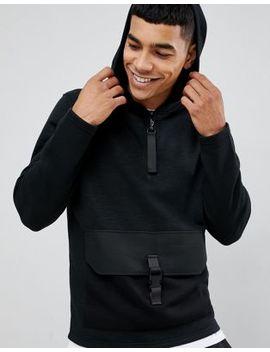 Jack & Jones Core Hoodie With Clip Pouch Pocket by Jack & Jones
