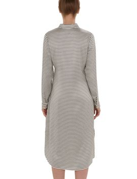 Sandra Long Wool Wrap Coat by Ted Baker