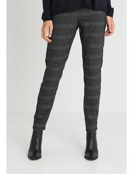 Vmeva Loose String Checked Pant Tall   Bukser by Vero Moda Tall