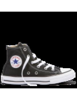 Chuck Taylor All Star Junior High Top Black by Converse