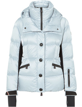 Antabia Quilted Down Shell Jacket by Moncler Grenoble
