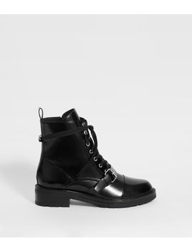 Donita Lace Up Boot by Allsaints