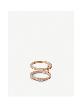 Harvest 18ct White Gold And Diamond Ring by Repossi