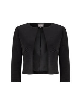 Phase Eight Claudette Tailored Jacket, Black by Phase Eight