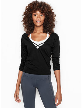 Strappy Long Sleeve Top by Victoria's Secret