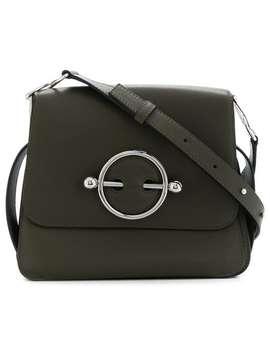 Khaki Disc Bag by Jw Anderson