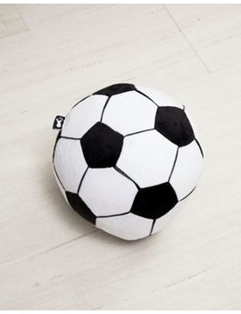 Typo Get Cushy Football Cushion by Typo