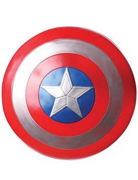 "Rubies Costume Captain America 12"" Shield   St by Rubie's"