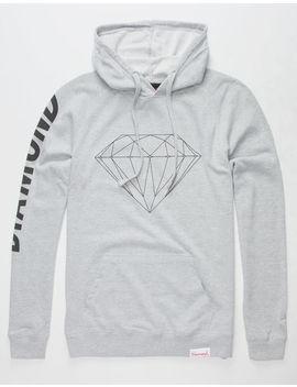 Diamond Supply Co. Brilliant Mens Hoodie by Diamond Supply Co.