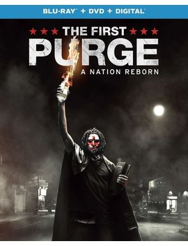 Ay/Dvd] [2018] by The First Purge [Includes Digital Copy] [Bl