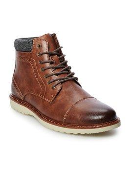Sonoma Goods For Life™ Joshua Men's Boots by Kohl's