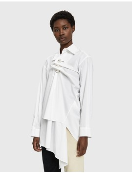 Venus Asymmetric Shirt by KimhĒkim