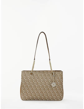 Dkny Bryant Large Logo Tote Bag, Chino by Dkny