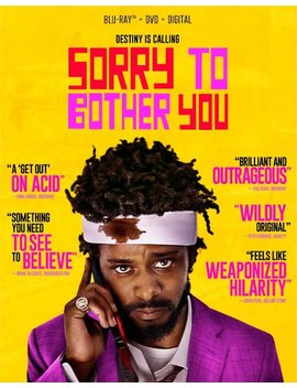 Ay/Dvd] [2018] by Sorry To Bother You [Includes Digital Copy] [Bl