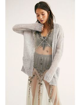 Meant To Be Cardi Sweater by Free People